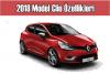Renault Clio Hb 2018 Model Araç Özellikleri Hakkında Tecrübelerimiz