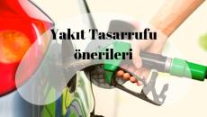 Dizel Araçlarda Yakıt Tasarruf Önerileri