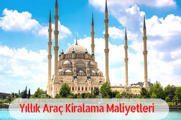 Adana Oto Kiralama Baraj Yolu
