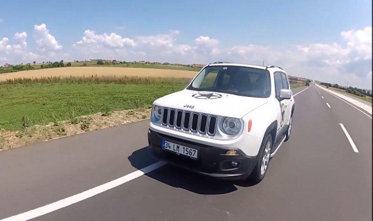 2017 Jeep Renegade Filomuza Katıldı