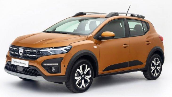 Dacia Sandero Stepwaylar Filomuzda