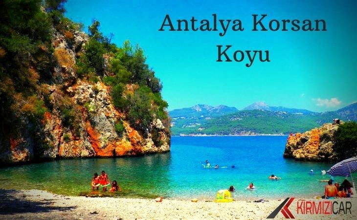 Korsan Koyu - Antalya'da Görülmesi Gereken Bir Yer